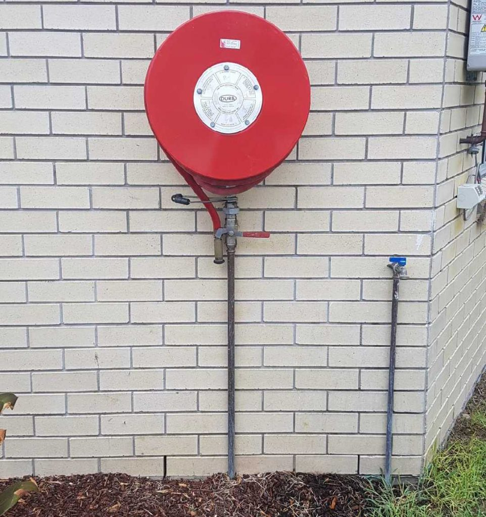 Raworth Fire hose reel